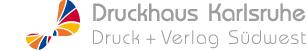 Druckhaus Karlsruhe-Logo